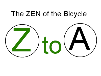 The zen of the bicycle