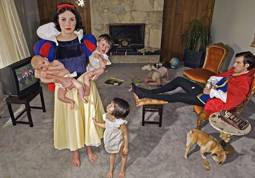 Is this living happily ever after?